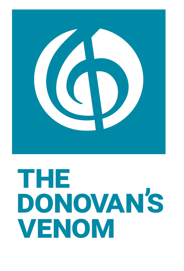 The Donovans Venom 501(c)(3) Logo
